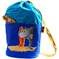 Kaboodle Childrens Shark Swim & Sports Bag