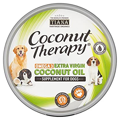 TIANA® Fair Trade Organics Coconut Oil Omega 3 Supplement For Dogs 500ml (Pack of 1) 5