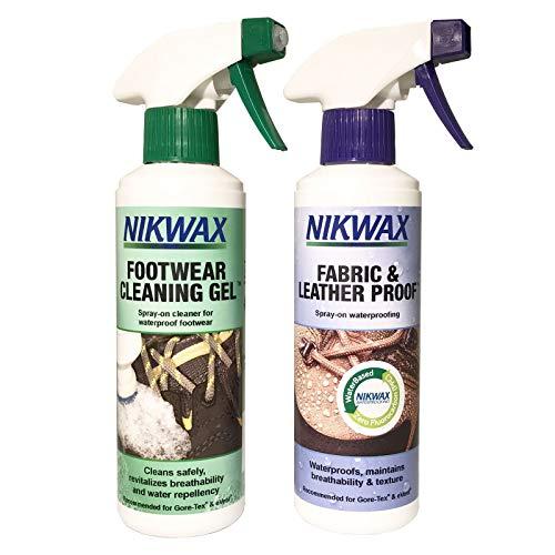 Footwear Cleaning Gel NIKWAX & Proofer - 300ml, Multi, Taille Unique