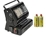 NEW Portable Gas Heater Camping Caravan Outdoor Fishing Home Butane Bottles
