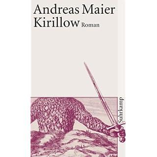 Kirillow: Roman (suhrkamp taschenbuch)