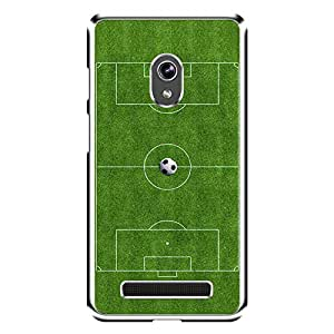 """MOBO MONKEY Designer Printed 2D Transparent Hard Back Case Cover for """"Asus Zenfone 5 A500CG / A501CG"""" - Premium Quality Ultra Slim & Tough Protective Mobile Phone Case & Cover"""