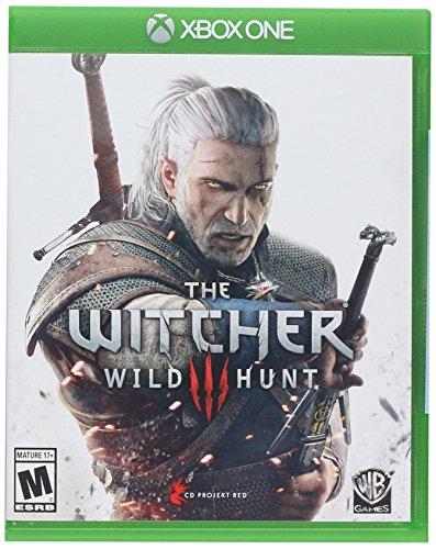 The Witcher: Wild Hunt (Comic Bundle) – Xbox One 51CB V7jTiL