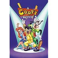 "Posters USA - Disney Classic A Goofy Movie Movie Poster GLOSSY FINISH - FIL704 (24"" x 36"" (61cm x 91.5cm))"