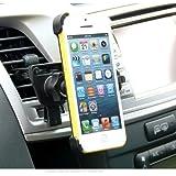 dedié iPhone 5C Voiture Pivotant Monture Ventilation (sku 18223)
