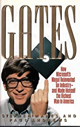 Gates: How Microsoft's Mogul Reinvented an Industry--and Made Himself the Richest Man in America by Stephen Manes (1992-12-01)