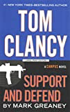 [(Tom Clancy Support and Defend)] [By (author) Mark Greaney] published on (March, 2015)