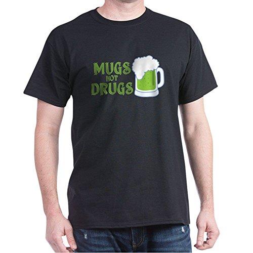 CafePress Mugs Not Drugs - 100% Cotton T-Shirt