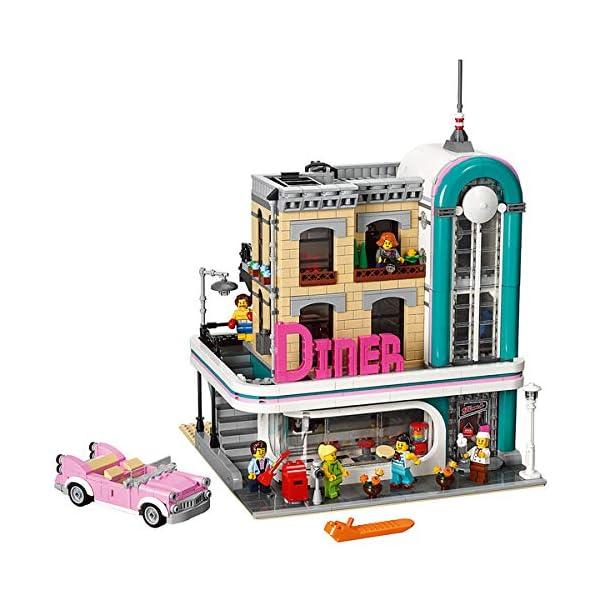 LEGO Creator 10260 American Diner, Colore None 2 spesavip