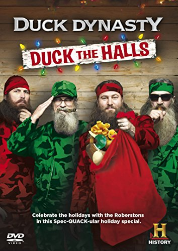 Duck Dynasty: Duck the Halls [DVD] [UK Import]