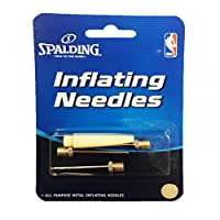 Spalding INFLATION NEEDLES,Silver,SN8333CN