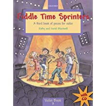 Fiddle Time Sprinters: A Third Book of Pieces for Violin