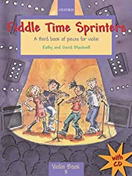 Fiddle Time Sprinters +CD - Violon