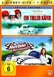 Ein toller Käfer / Herbie Fully Loaded: Ein toller Käfer startet durch [2 DVDs]