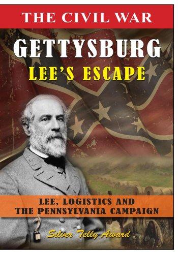 Retreat From Gettysburg - Lee's Escape