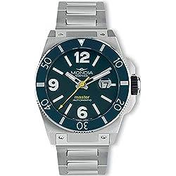 MONDIA SWISS MASTER relojes hombre MS 200-2BL-BM