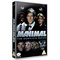 Manimal The Complete Series