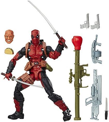 Marvel Marvel Marvel Figurine Deadpool de15,2 cm de la série légendaire   Un Prix Raisonnable  f8c53e