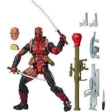 Figura de Deadpool de Marvel, serie de leyendas (15,24cm)