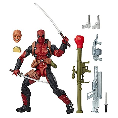 Marvel Legends X Men - Deadpool 15cm