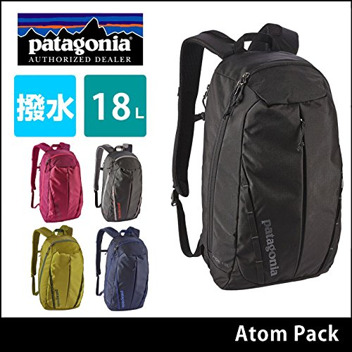 Patagonia Atom Pack 18l Navy Blue Craft Pink