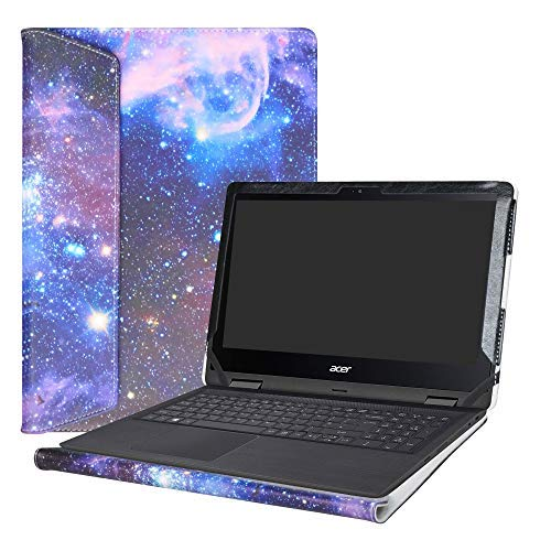 """Alapmk Schutz Abdeckung Hülle für 11.6"""" Acer Spin 1 11 SP111-32N Series Notebook (Nicht kompatibel mit Spin 1 SP111-31 SP111-31N SP113-31 Series),Galaxy"""