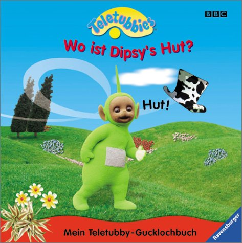 Teletubbies, Mein Teletubby-Gucklochbuch, Wo ist Dipsy's Hut?