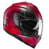 HJC IS-17 Deadpool MC-1SF Marvel Helm (M 57/58)