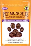 Best Dog Training Treats - Pet Munchies Liver and Chicken Training Treat 50g Review