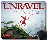 unravel v5 C6 c Mouse Pad 220 mm * 180 mm * 3 mm