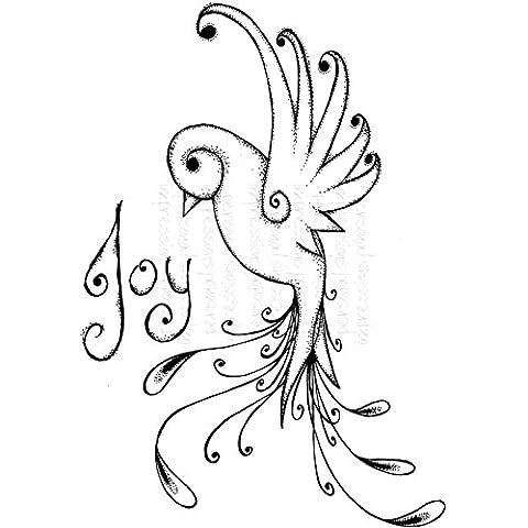 Lindsay Mason LM disegni disegno francobolli uccello tatuaggio - Francobolli Uccelli