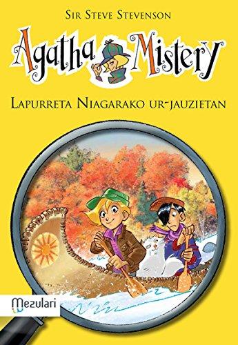 LAPURRETA NIAGARAKO UR-JAUZIETAN (Agatha mistery) (Basque Edition) por SIR STEVE STEVESON