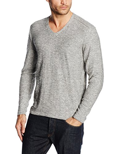 Marc O'Polo Herren Pullover Grau (mountain 938)