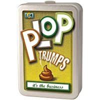 Cheatwell Games Plop Trumps Card Game