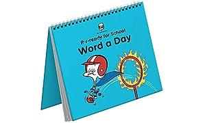 R-r-ready for School Word a Day
