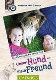 Buch-Cover Unser Hund, mein Freund: Gemeinsam spielen und lernen (Cadmos Hundepraxis)