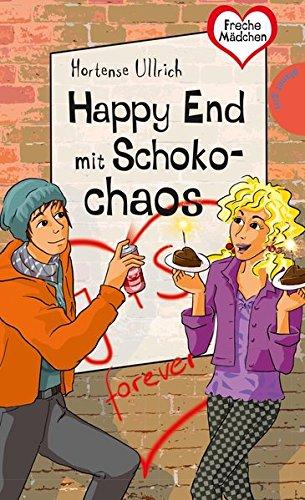 Buchcover Freche Mädchen – freche Bücher!: Happy End mit Schokochaos
