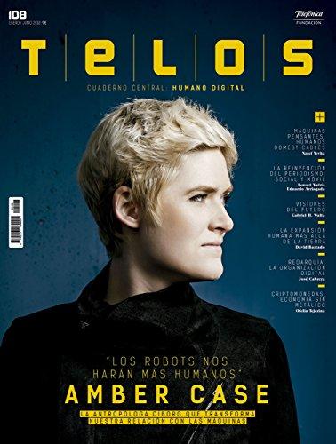 Revista Telos 108/Fundación Telefónica por Fundación Telefónica