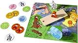 Haba 300134 - Meine erste Spielwelt Zoo - Motorikspiel Tierkarusell