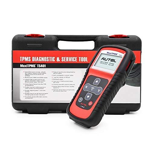 Autel TPMS presión de los neumáticos Herramienta de Diagnostico y servicio maxitpms TS401