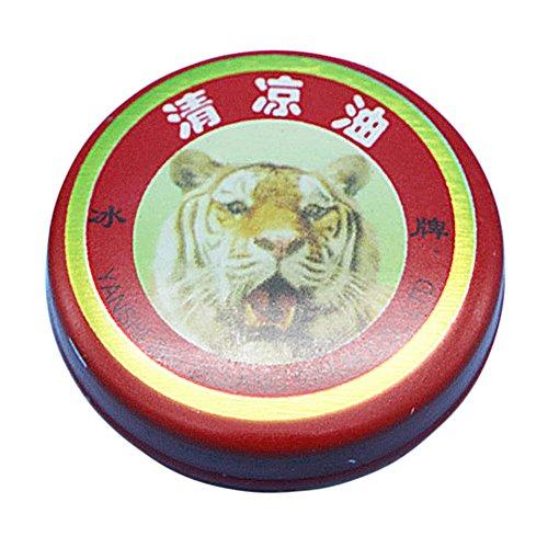 OuYou 5 Ps QingLiangYou Tigre Bálsamo Aceite Pequeñito