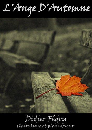 Couverture du livre L'ange d'automne