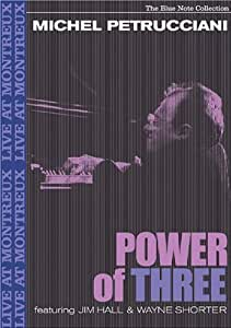 Michel Petrucciani/Jim Hall/Wayne Shorter : The power of three