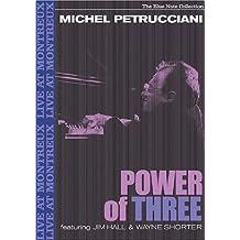 Michel Petrucciani - The Power of Three