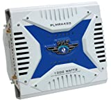 Die besten Pyle Verstärker Receiver - Pyle PLMRA420 Verstärker (wasserdicht, 4 Kanäle, 1000 W) Bewertungen