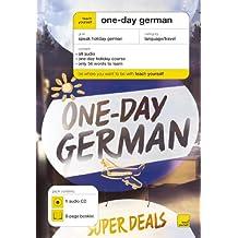 Teach Yourself One-day German