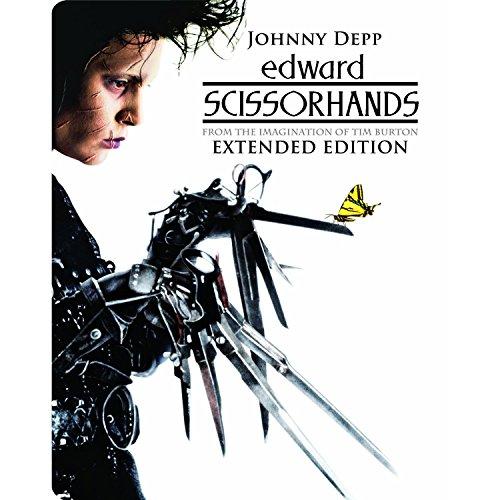 Edward Scissorhands [Edizione: Regno Unito]