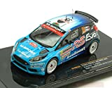 Ixo Model RAM626 Ford Fiesta RS WRC N.35 Monte Carlo 2016 E.Evans-C.Parry 1:43