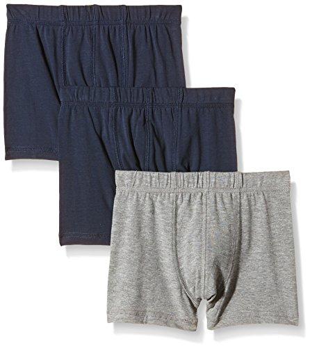 NAME IT Baby-Jungen Unterhose NITTIGHTS K B NOOS, 3er Pack, Gr. 128 (Herstellergröße: 122- Preisvergleich