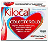 POOL PHARMA KILOCAL COLESTEROLO INTEGRATORE VEGETALE, ACIDO FOLICO,...